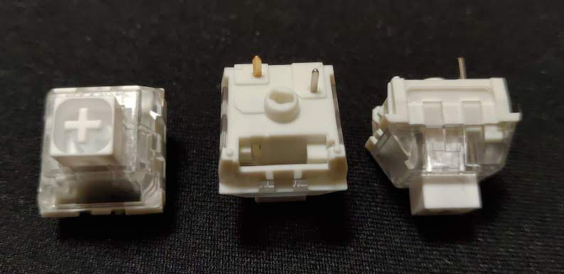 Gateron Box White